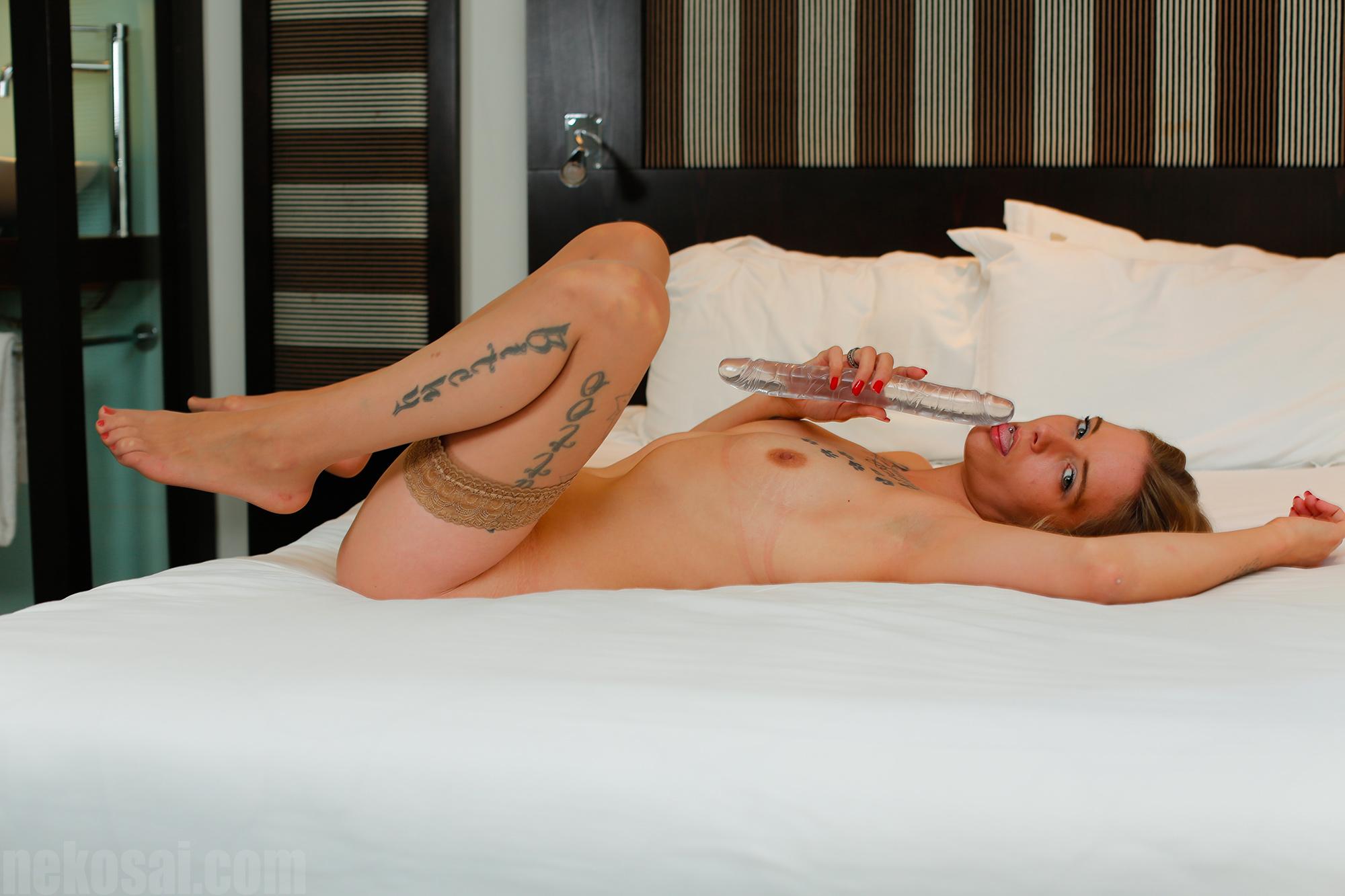 Melody Pleasure Dominatrice Hollandaise nue